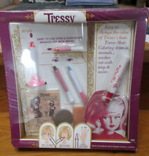 NIB~1964 VTG.~TRESSY HI-FASHION COSMETICS~NRFB~1215~MAKE-UP~HAIR COLORING~NAILS!