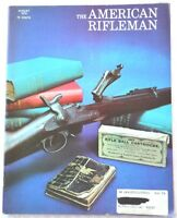 American Rifleman Magazine August 1973 Ruger No. 3 Carbine, The Kremlin Special