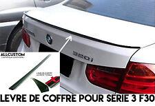 LEVRE COFFRE SPOILER BECQUET AILERON pour BMW F30 SERIE 3 2012< M M3 320 330 335