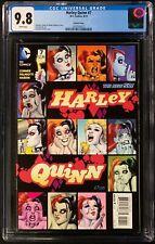 Harley Quinn #7 (2014) CGC 9.8 Amanda Conner 1:25 Incentive Variant Cover!