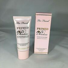 Too Faced Primed Poreless Skin Smoothing Face Primer 1oz/28g NIB