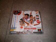 JEU PLAYSTATION 1 JAP (PS1): GANBARE NIPPON! OLYMPIC 2000 -NEW SEALED