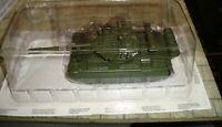 JAMES BOND  - T-55 TANK - GOLDENEYE - BLISTER PACKED  - 1:43