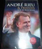 Andre Rieu & Friends - Live In Maastricht Vll (Australia All Region) DVD NEW