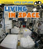Living in Space, Paperback by Clay, Kathryn, Brand New, Free shipping in the US