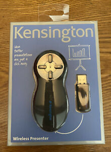 Kensington K33373 wireless presenter Brand New Sealed