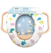Uniware BT0774 High Quality  Baby Toilet/Potty Seat With Handle,12""