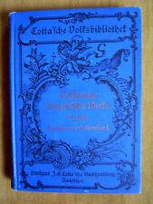"""""""E. t. a. Hoffmanns obras seleccionadas en seis volúmenes-narrativas y novel..."""""""