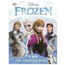 Frozen: The Essential Guide (Dk Essential Guides), DK Publishing