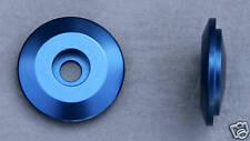 "Kronos Aluminum 1-1/8"" Extralite Top Cap (9 grm) Blue"
