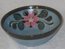 SMF Schramberg handgrmalt Garmisch Art Deco Keramik Deutsche Majolika Cereal Bowl