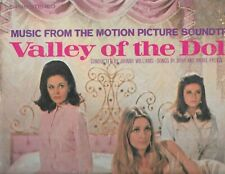 Valley Of The Dolls Soundtrack>>Johnny Williams>> Lp
