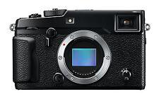 Fujifilm X-pro 2 Body Black 24.3mp DSLR Digital Camera Full HD WiFi Fuji Xpro2