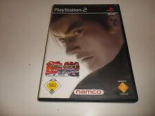 PlayStation 2 Tekken: Tag Tournament (3)