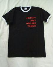 """i Ramones'S Ringer T-shirt. Taglia M. Punk, alternative rock, indie."
