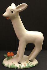 "H.H.&G Ltd Pottery ""Larry the Lamb"" Ceramic Figurine Reg.No.791377 c1934. 8 inch"