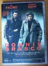 Donnie Brasco - DVD - Al Pacino/Johnny Depp