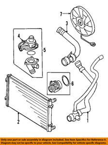 AUDI OEM 05-09 A4 Radiator-Upper Hose 8E0121101R