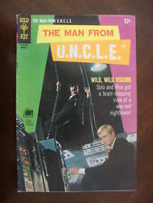 Man From U.N.C.L.E. #17 G Wild Wild Visions