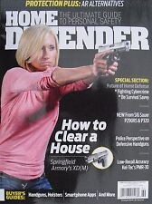 HOW TO CLEAR A HOUSE  2014 HOME DEFENDER  AR ALTERNATIVES  SPRINGFIELD XD (M)