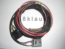 Kabelsatz Kabelset Set Audi A4 8E Sitzheizung SH Sitze Kabelbaum Adapter B6 B7