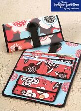 GROMMET WALLET SEWING PATTERN, From Indygo Junction NEW