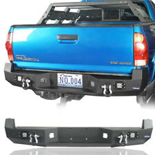 FOR 2005-2015 TACOMA REAR STEP BUMPER SEALED CAPS COVER OF LOWER PAD 5PCS