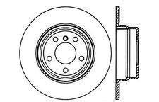 Centric Parts 125.34051 Rear Premium Brake Rotor