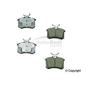 New Meyle Ceramic Disc Brake Pad Set Rear 7234D340CRM 1H0698451F for Volkswagen