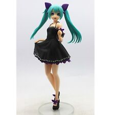 "Hatsune Miku Innocent Super Premium 9"" Japan Anime PVC Figure Toys No Retail Box"