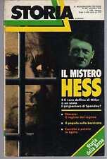 storia illustrata - numero speciale dicembre 1979 - Il mistero Hess