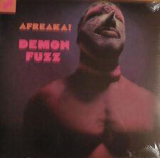 DEMON FUZZ afreaka! BLACK VINYL LP NEUF neuf dans sa boîte/SEALED