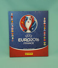 PANINI EM EURO 2016 France Hardcover album libro in forma RACCOGLITORE ALBUM NUOVO