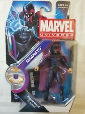 "Marvel Universe 3.75 "" Magneto - Series 3 # 026 x-men new sealed action figure"