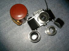 Exakta  Vintage FILM CAMERA