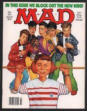 MAD Magazine - Issue #301 - March 1991