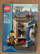 NIB ***REAL*** LEGO CITY COIN BANK - 40110