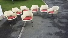 chaise 7 vintage fauteuils design moderniste 70s pop loft moderne froscher kg