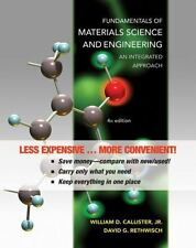 Fundamentals of Materials Science and Engineering : An Integrated Approach by...