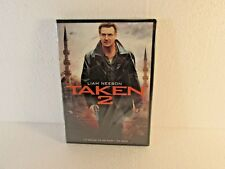 Taken 2 (DVD, 2014) Liam Neeson - Brand New Factory Sealed