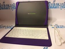 Belkin Slim Style Keyboard Case iPad Air - White/Purple
