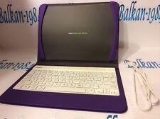 Belkin Slim Style Keyboard Case iPad Air - White/Purple