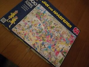 1000 x Piece Jigsaw Puzzle,  comic puzzle