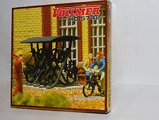 VOLLMER ( 5742 ) MAQUETTE D'UN RATELLIER A VELOS NEUF EN BOITE ECHELLE HO