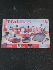 T-Fal Initiatives 18 Piece Cook Ware Set