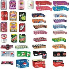 Coca cola ,pepsi,sprite,fanta,all 330ml cans in one listing, (Price marked Cans)