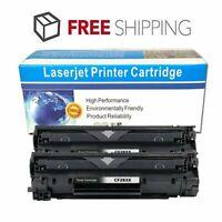 2pk High Yield Toner for HP CF283X 83X LaserJet Pro M201dw M225dn M225dw MFP