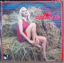 JO COURTIN ET SON ENSEMBLE EL CHOMEDEY CHEESECAKE SEXY COVER FRENCH LP NATIONAL