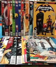 BATMAN AND ROBIN (2009) 1 2 3 4 5 7 to 26 Grant Morrison Frank Quitely
