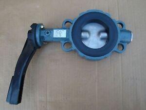 Ebro Armaturen DN80 butterfly valve